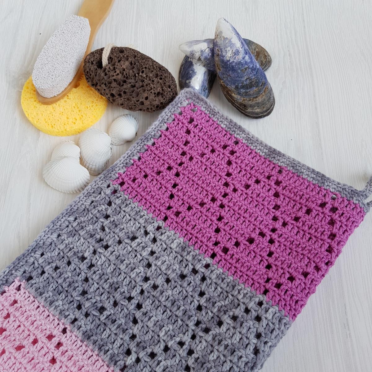 Harlequin Handduk - svenskt mönster