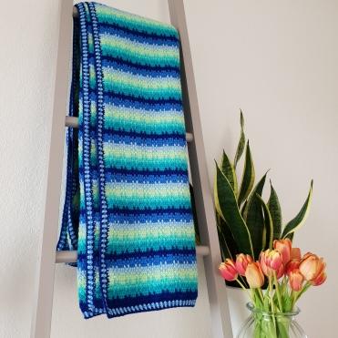 crochetblanket crochet scheepjescoulorcrafter bymimzan