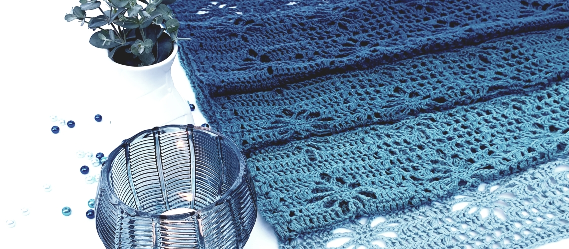 cochetwrap crochetpattern virkmönster virkadsjal byymimzan